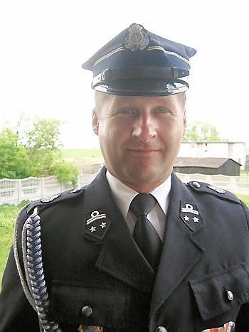 Stanislaw Kotewicz OSP Nowe Świerczyny