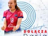 Grot Budowlani. Młoda libero Daria Skomorowska została nową libero łódzkiego zespołu
