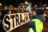 Stan wojenny z kobietami na ulicach Wrocławia. Sobota pod znakiem protestów