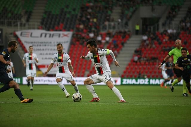 GKS Tychy zagra na Kaszubach z wiceliderem tabeli pierwszej ligi - Bytovią Bytów