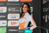 Wybory Miss Startu PGE Ekstraligi 2021 ZDJĘCIA Magdalena Algubury z Włókniarza Częstochowa na drugim miejscu. Wygrała Karolina Wojtiuk