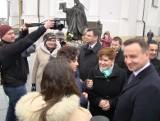 Andrzej Duda pójdzie w Wadowicach na czele pochodu Trzech Króli