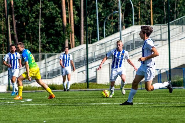 Orzeł Kolno na 12 spotkań w tym sezonie osiem wygrał, dwa zremisował i dwa przegrał