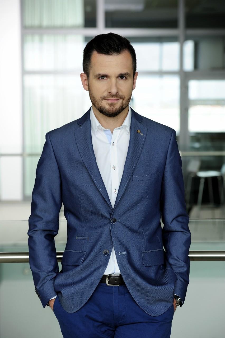 Tomasz Dudek, Dyrektor Zarządzający OTTO Work Force Polska