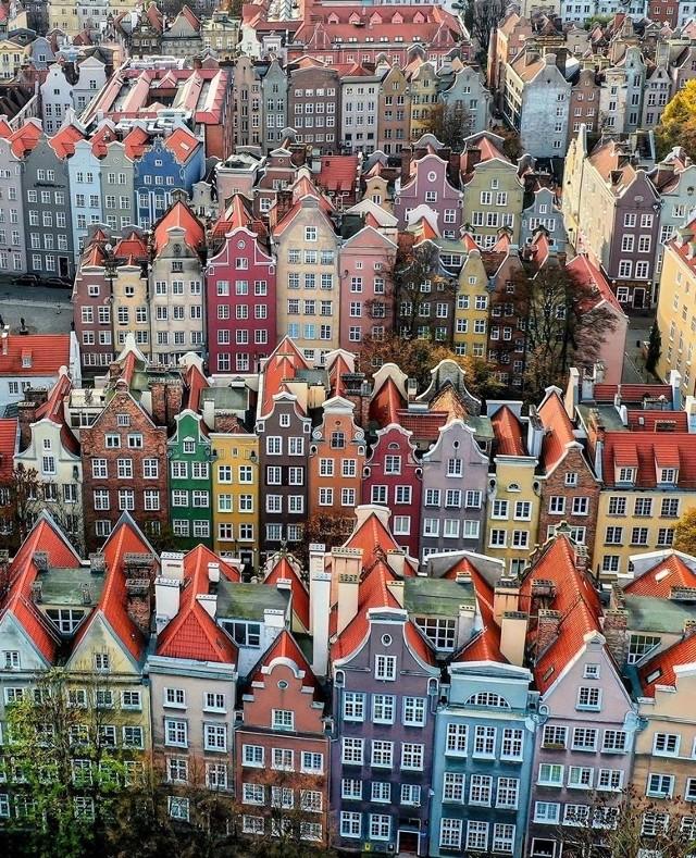 Gdańsk w obiektywie holenderskiego fotografa