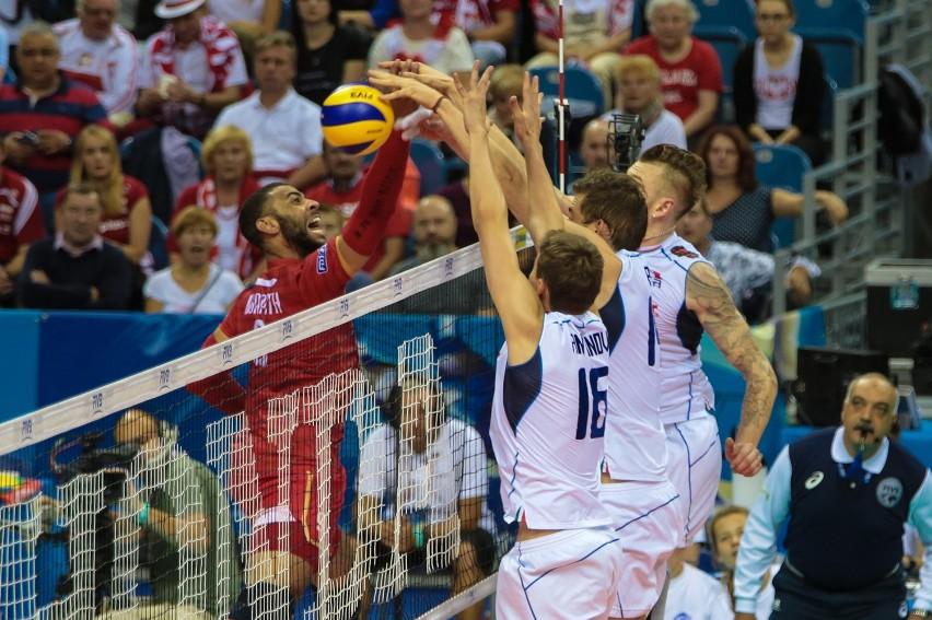 Francuzi pokonali 3:0 Włochów i zajęli trzecie miejsce w Final Six rozgrywanym w Tauron Arenie Kraków