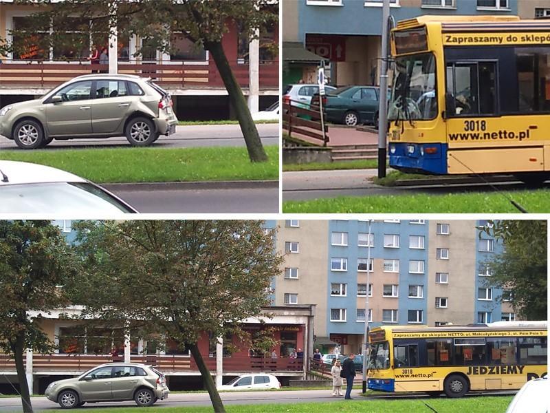 Ranne zostały dwie pasażerki autobusu. To dwie kobiety w wieku ok. 60 lat.  Mają obrażenia głowy.