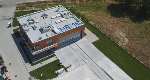 Bydgoskie LPR będzie miało nową bazę w Żołędowie. O przeniesieniu z Portu Lotniczego Bydgoszcz zadecydowały przyczyny techniczne.