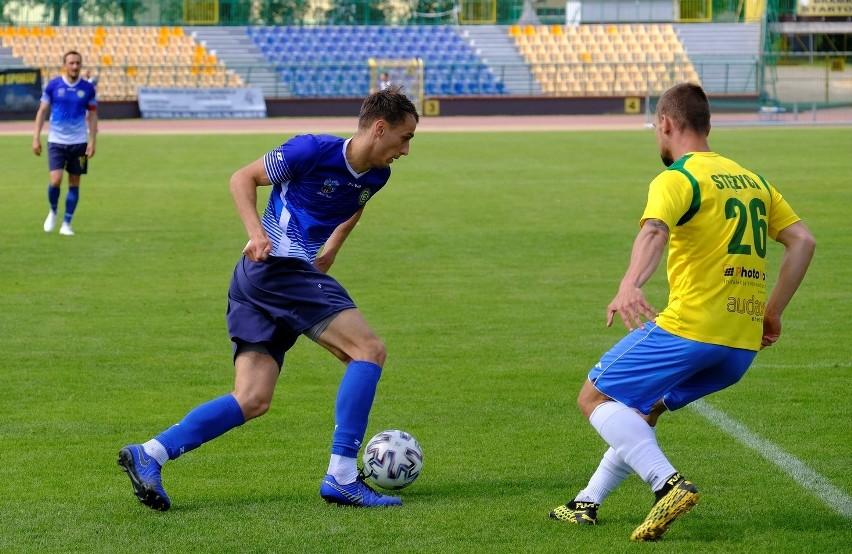 Elana Toruń przegrała z Radunią Stężyca 0:1. Mecz...