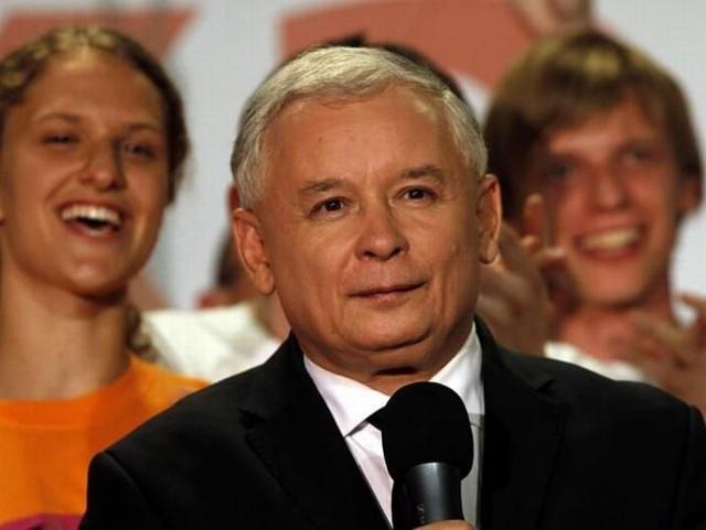 Jarosław Kaczyński odwiedził Białystok