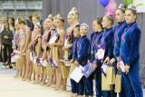 Gimnastyczki były pierwsze w nowej hali w Gryfinie [ZDJĘCIA]