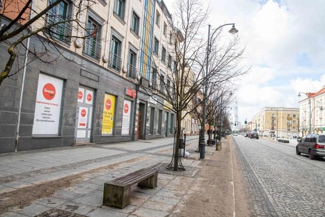 Tak dziś wygląda ulic Lipowa na odcinku od Nowego Światu do Grochowej. Po rewitalizacji posadzono nowe drzewa oraz wydzielono część chodnika pod ścieżkę rowerową