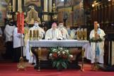 Uroczysta msza święta w intencji Ojczyzny w katedrze w Sandomierzu. Przewodniczył jej biskup Krzysztof Nitkiewicz [ZDJĘCIA]