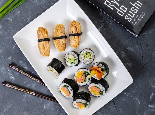 Jak przygotować idealny ryż do sushi? Zobaczcie nasz poradnik!