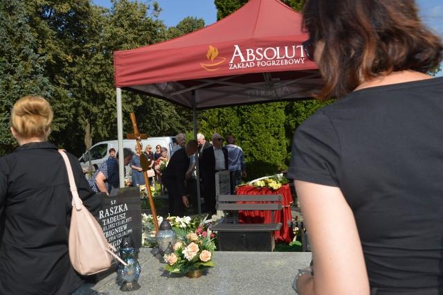 Pogrzeb Gustawa Lisa