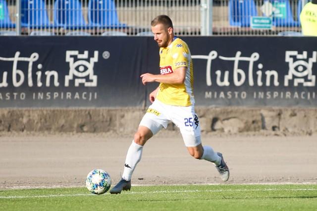 Dominik Kunca przedłużył swój kontrakt z Motorem Lublin, który będzie obowiązywał do 30 czerwca 2022 roku
