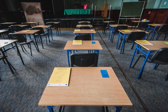 Próbne egzaminy mają na celu przygotowanie uczniów do właściwego egzaminu