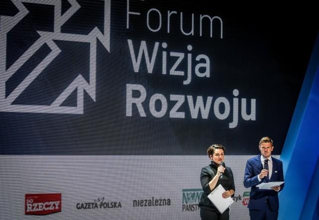 Forum Wizja Rozwoju, podobnie, jak przed rokiem, odbędzie się w Akademii Marynarki Wojennej w Gdyni.