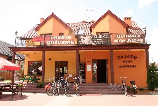 Nasze Dobre Świętokrzyskie 2012: Zajazd Mistrz i Małgorzata w BorkowieZajazd Mistrz i Małgorzata w Borkowie przygotował ofert dla gości na cały rok. Można tu również zorganizować imprezę okolicznościową.