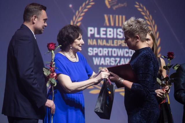 Plebiscyt i Bal Mistrzów Sportu Warszawy w 2018 roku
