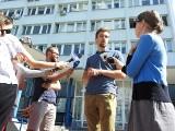 Podlaski ONR kontra Prezydent Białegostoku. Chcą zadośćuczynienia (zdjęcia, wideo)