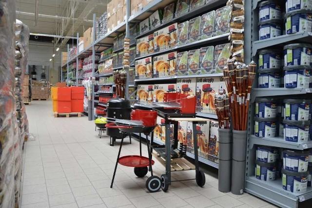 Market Bricomarche w Starachowicach