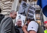Demonstracja w obronie Sądu Najwyższego w Gdańsku [3.07.2018]. Lech Wałęsa zachęca do przyłączania się do protestów w całej Polsce [zdjęcia]