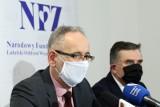 Minister zdrowia Adam Niedzielski: Staramy się ściągnąć dodatkowo pół miliona szczepionek przeciwko grypie