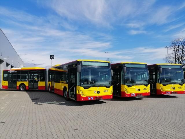 MPK, Wrocław, autobusy.