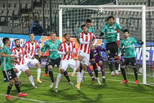 Jesienią Cracovia przegrała z Legią 0:1
