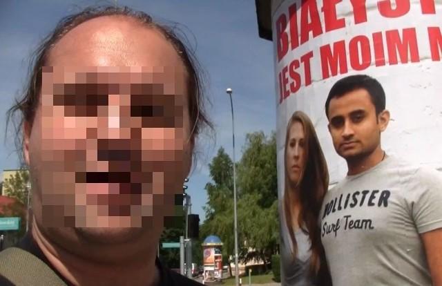 Adam Cz. i rasistowskie obelgi. Prokurator chce więzienia