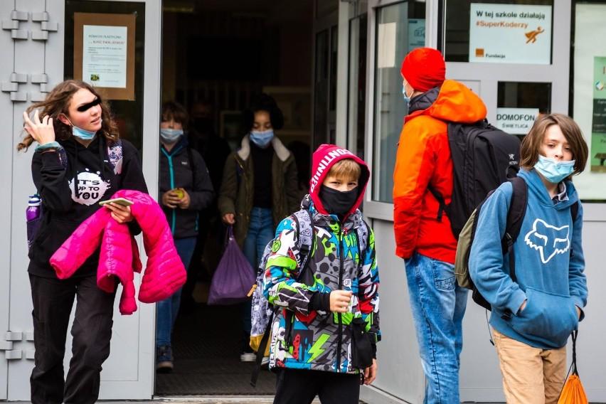 Ponad 85 tys. dzieci zarejestrowano na szczepienie przeciwko...