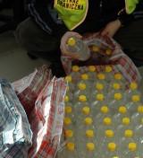 Dwie Ukrainki handlowały w Brzegu nielegalnym spirytusem
