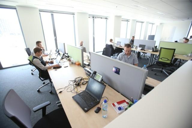 Siedziba IBM w Katowicach