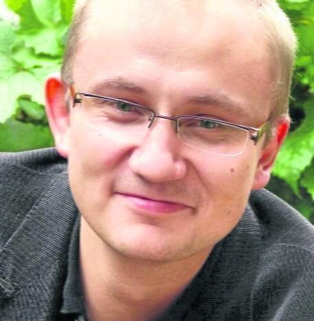 Doktor Błażej Poboży przewidział spadek notowań PO