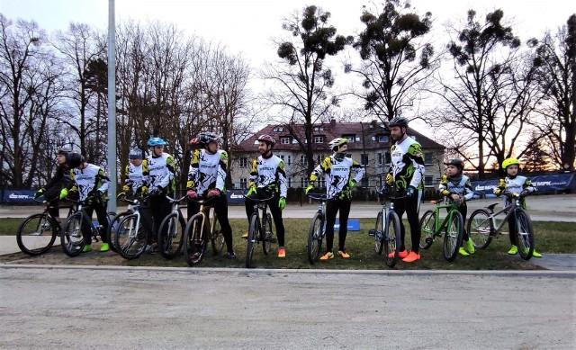 Speedrowerowcy Harpagana Zielona Góra wygrali mecz sparingowy we Wrocławiu.