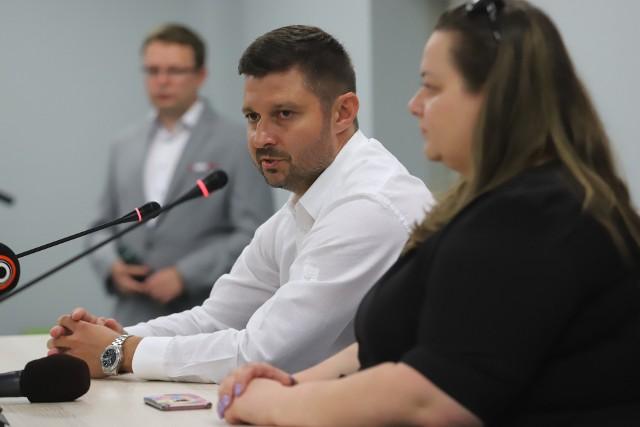 Prezes Martyna Pajączek będzie wspierać trenera pierwszej drużyny Marcina Kaczmarka