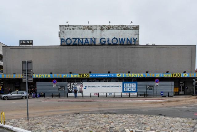 Nie jest wiadomo, kiedy rozpocznie się odbudowa starego budynku dworca głównego PKP w Poznaniu.