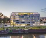 Budynek na Wyspie Słodowej, Concordia Design, w prestiżowym konkursie architektonicznym. Będzie budowlą roku 2021? [ZDJĘCIA]
