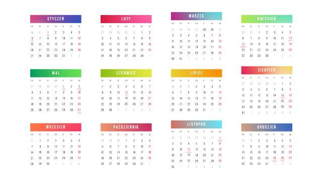 Kalendarz Dni Wolnych 2020 Kiedy Wziac Wolne By Miec