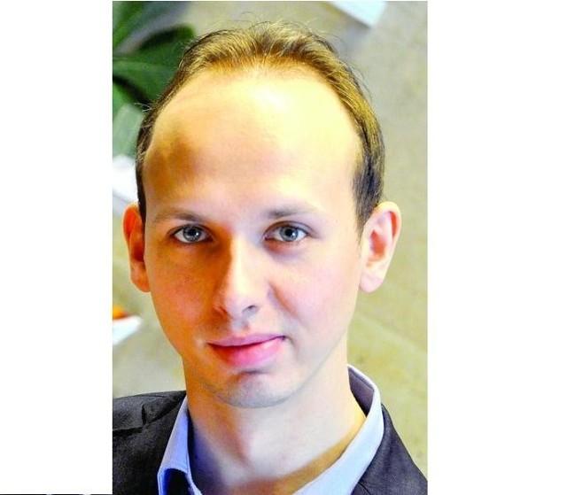 Piotr Rogowiecki ekspert Pracodawców RP