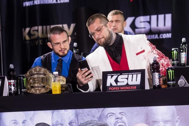 Borys Mańkowski i Popek