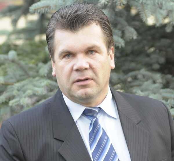 Grzegorz Sawicki, radny PiS.