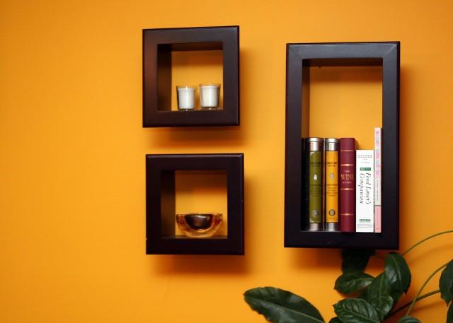 Pólka na książkiPrzechowywanie książek: półki na książki i nie tylko