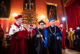 Olga Tokarczuk odebrała tytuł doktora honoris causa Uniwersytetu Jagiellońskiego