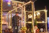 Henryk Jaschik pobił rekord. Zapalił 38 tys. światełek!