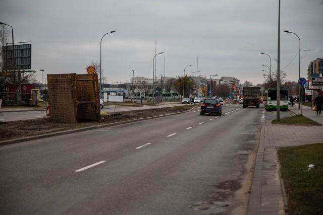 Kierowcy muszą uważać na skrzyżowaniu ul. Składowej i Handlowej.