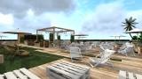 Na dachu Renomy powstaje bar. Kiedy otwarcie Urban Garden? [ZDJĘCIA, WIZUALIZACJE]