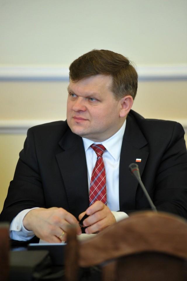 Wojciech Skurkiewicz, nowy wiceminister obrony narodowej