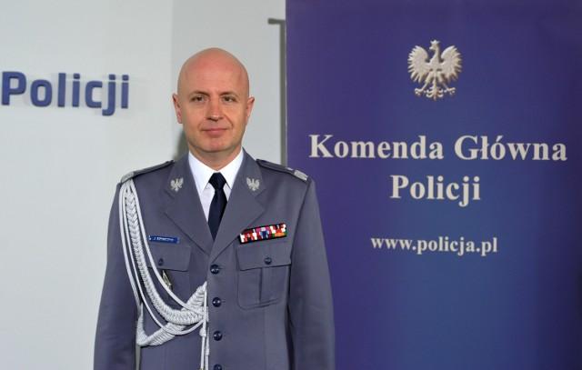 Generał Jarosław Szymczyk to nowy komendant główny policji